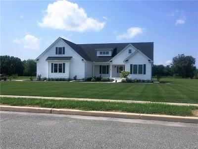 Milford Single Family Home For Sale: Lot 8 Timber Ln