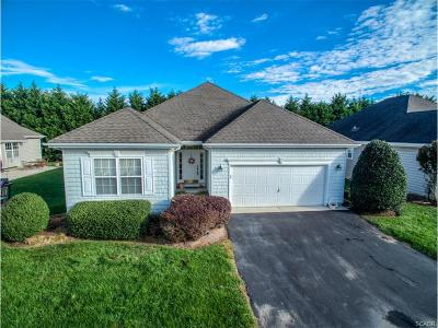 Rehoboth Beach DE Single Family Home For Sale: $308,000