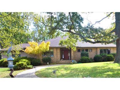 Rehoboth Beach Single Family Home For Sale: 16 W Buckingham Drive