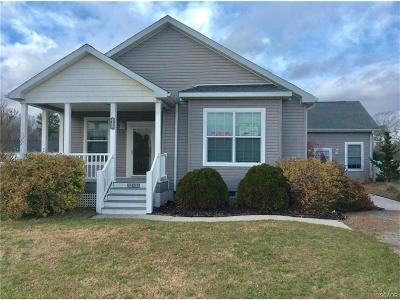 Single Family Home For Sale: 32936 Mimosa Cv