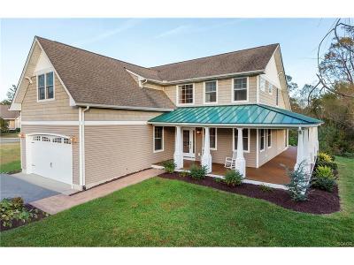 Milton Single Family Home For Sale: 100 Sassafras
