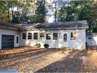 Dagsboro Single Family Home For Sale: 30873 White Oak Rd