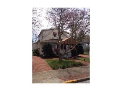 Country Club Estates, Encampment Grounds, North Rehoboth, Schoolvue, Silver Lake Shores, South Rehoboth Single Family Home For Sale: 100 Laurel