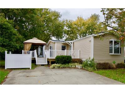 Rehoboth Beach Mobile Home For Sale: 35651 Elk Camp Road