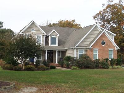Laurel Single Family Home For Sale: 32088 Dogwood