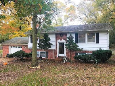 Seaford Single Family Home For Sale: 26425 River Rd