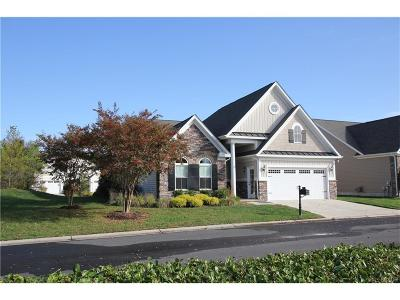 Bridgeville Single Family Home For Sale: 5 Blue Heron Ct.