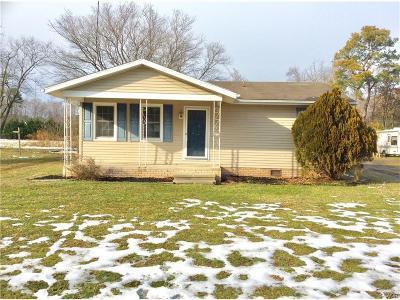 Single Family Home For Sale: 30330 Millsboro Hwy