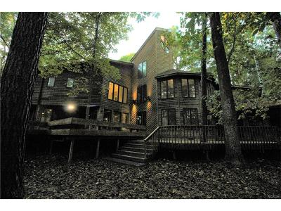 Single Family Home For Sale: 57 Lakeside