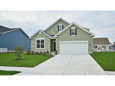 Milton Single Family Home For Sale: 29641 Riverstone Drive #126