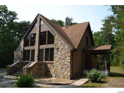 Milton Single Family Home For Sale: 22609 Neptune