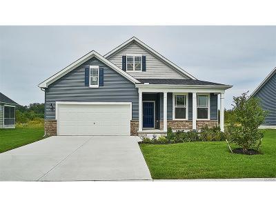 Milton Single Family Home For Sale: 29526 Fieldstone Drive, #17