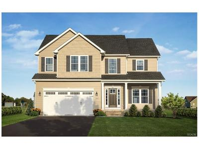 Greenwood Single Family Home For Sale: Hampton Amanda Ave