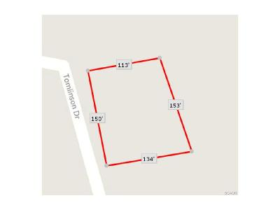 Sussex County, SUSSEX COUNTY Residential Lots & Land For Sale: 1413 Tomlinson Dr #30