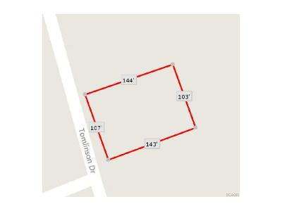 Sussex County, SUSSEX COUNTY Residential Lots & Land For Sale: 1409 Tomlinson Dr #28