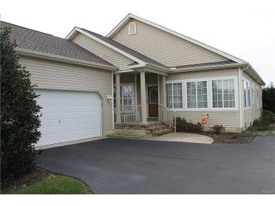 Milford Single Family Home For Sale: 5 Homestead Blvd