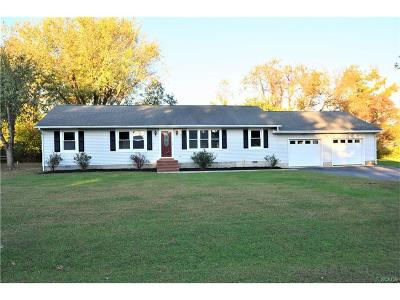 Ocean View Single Family Home For Sale: 19 Primrose N