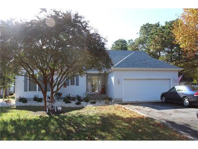 Millville Single Family Home For Sale: 33021 Deer Trail