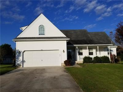 Single Family Home For Sale: 202 S Landing Drive