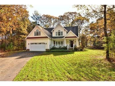 Milton Single Family Home For Sale: 17885 Loblolly Way