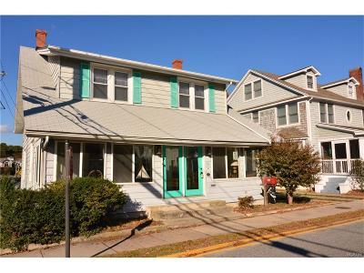 Rehoboth Beach Single Family Home For Sale: 31 Virginia Avenue