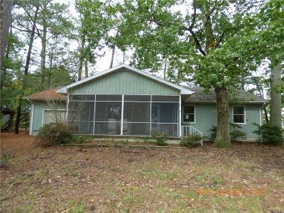 Bethany Beach Single Family Home For Sale: 993 Sandbar