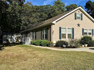 Single Family Home For Sale: 22942 Winter Doe Drive #53110