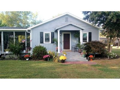 Milton Single Family Home For Sale: 25377 Draper