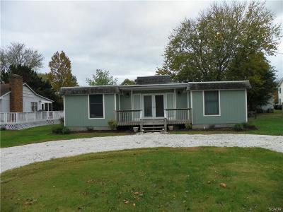 Bethany Beach Single Family Home For Sale: 735 Fenwood Circle