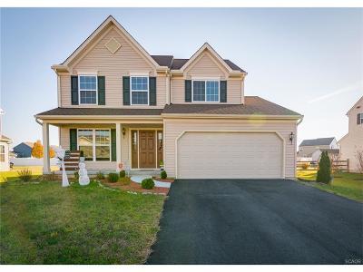 Kent, New Castle, Sussex, KENT (DE) COUNTY Single Family Home For Sale: 59 Paige Place