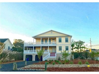 Dewey Beach Single Family Home For Sale: 20 Hazlett