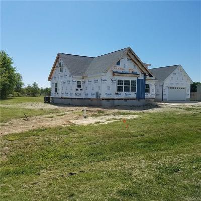 Milton Single Family Home For Sale: Lot 25 Beverly Lane