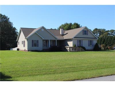 Harbeson Single Family Home For Sale: 3 Dogwood Drive