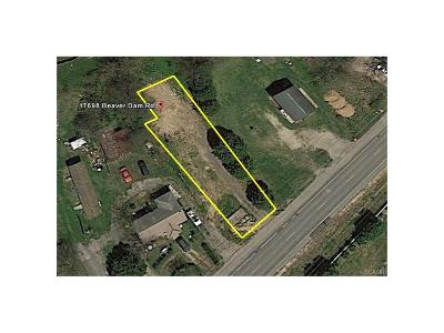 Residential Lots & Land For Sale: 17698 Beaver Dam Road