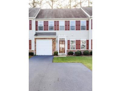 Millville Condo/Townhouse For Sale: 36335 Ridgeshore