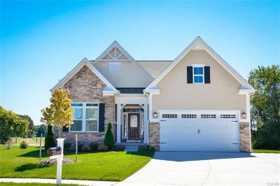 Selbyville Single Family Home For Sale: 34483 Waters Run