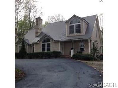Milton Single Family Home For Sale: 22055 Burton