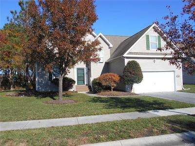 Millville Single Family Home For Sale: 37250 Fox Drive