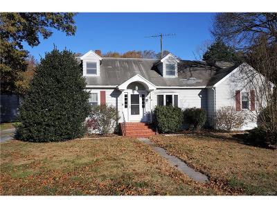 Dagsboro Single Family Home For Sale: 32889 Vines Creek Road