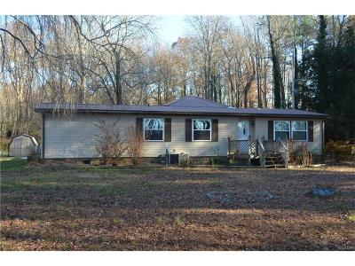 Sussex County Single Family Home For Sale: 23035 Raccoon Ditch Rd