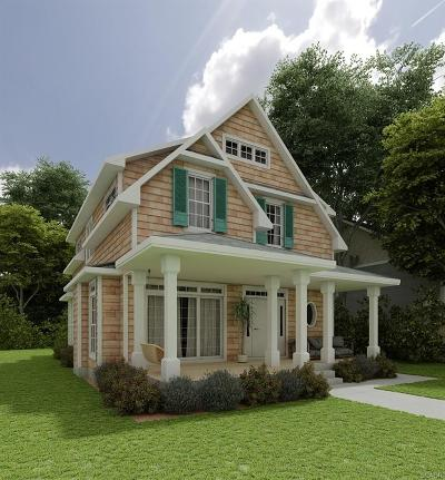 Rehoboth Beach Single Family Home For Sale: 32 Sussex Street