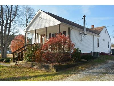 Seaford Single Family Home For Sale: 24784 German Rd