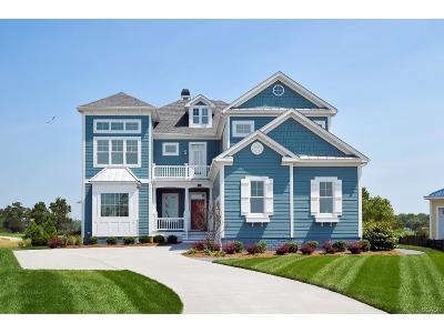 Selbyville Single Family Home For Sale: 870 Crosswinds Landing #870
