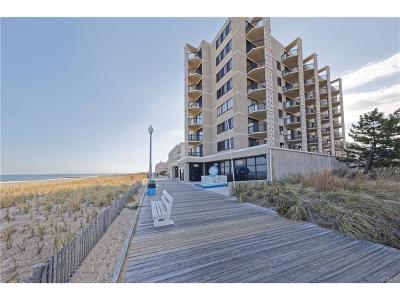 Rehoboth Beach Condo/Townhouse For Sale: 1 Virginia #106