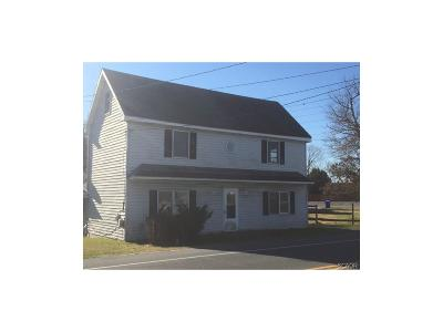 Sussex County Single Family Home For Sale: 7290 Cannon