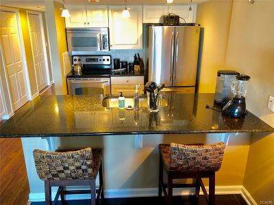 Dewey Beach Condo/Townhouse For Sale: Unit 114 Collins #114