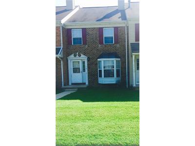 Kent, New Castle, Sussex, KENT (DE) COUNTY Single Family Home For Sale: 23 Adams Ct