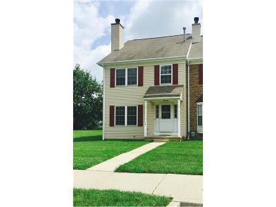 Kent, New Castle, Sussex, KENT (DE) COUNTY Single Family Home For Sale: 25 Adams Ct