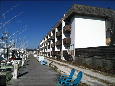 Lewes Beach Condo/Townhouse For Sale: 211 Anglers Road Unit #301 A