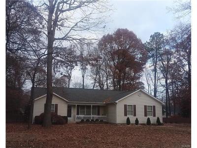 Milton Single Family Home For Sale: 111 S. White Cedar